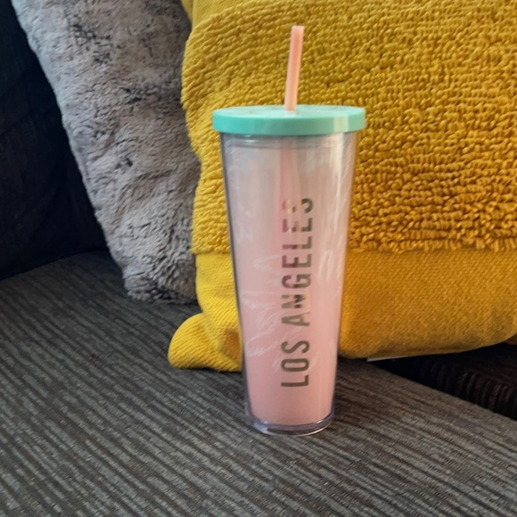 Starbucks Los Angeles Tumbler New